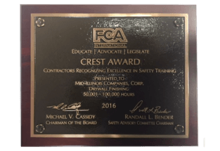 Crest Award 2016